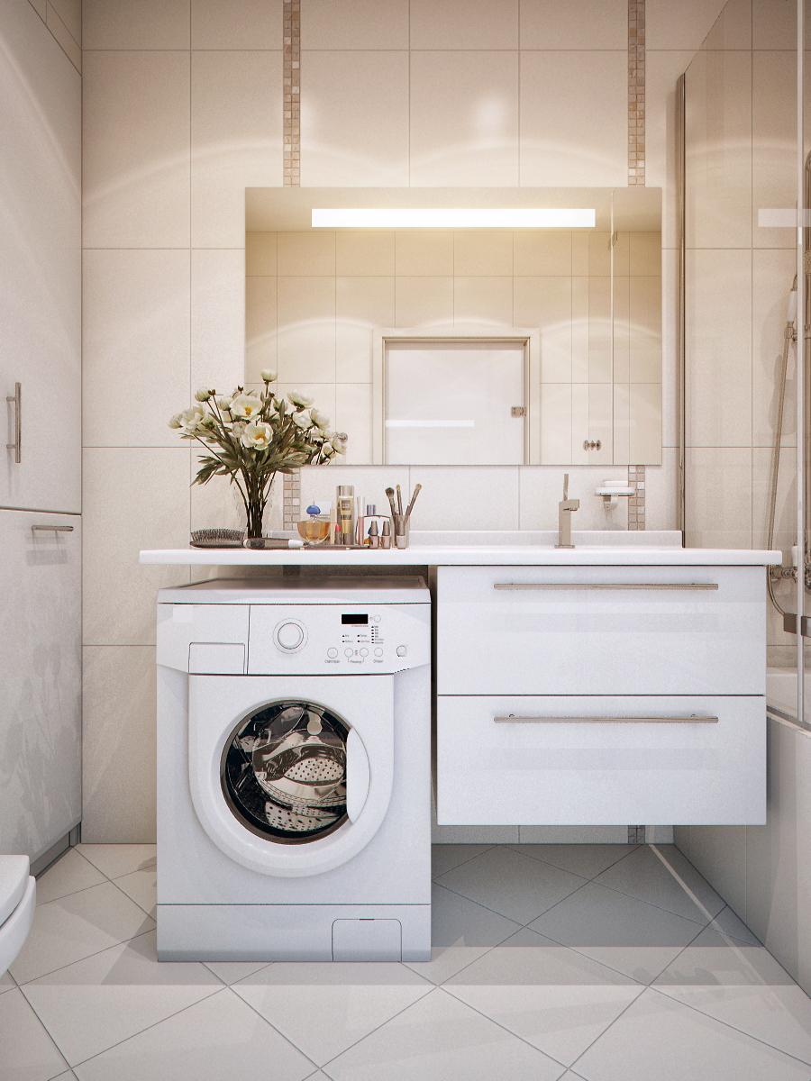 Where to Keep Washing Machine in House | My Decorative on Washing Machine  id=17139