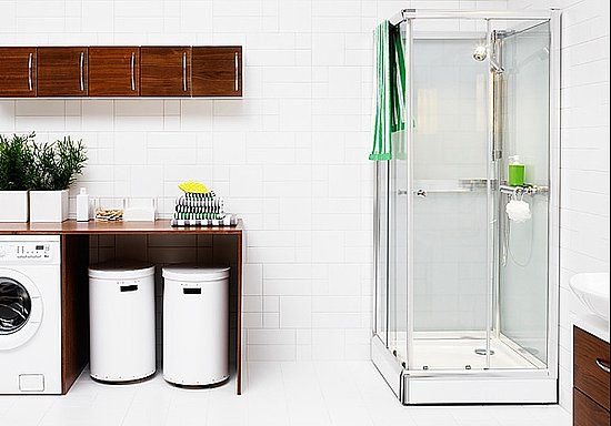 Tips To Design Bathroom Laundry Room