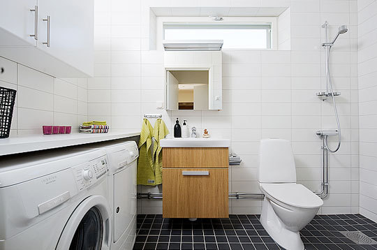 Small Bathroom Laundry Designs tips to design bathroom laundry room | my decorative