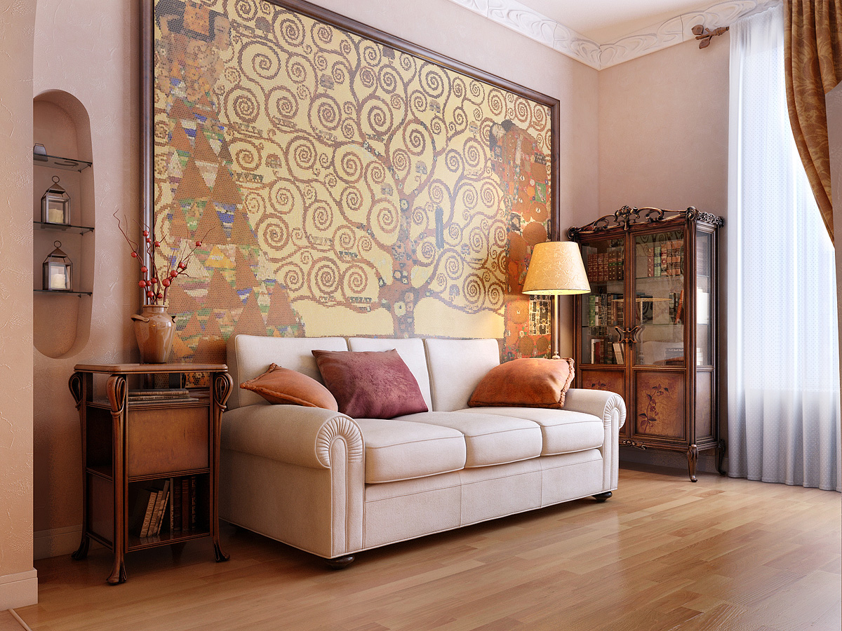 Gorgeous Sofa Home Interior Design