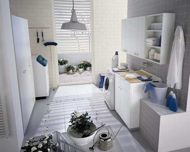 Laundry Room Design Idea