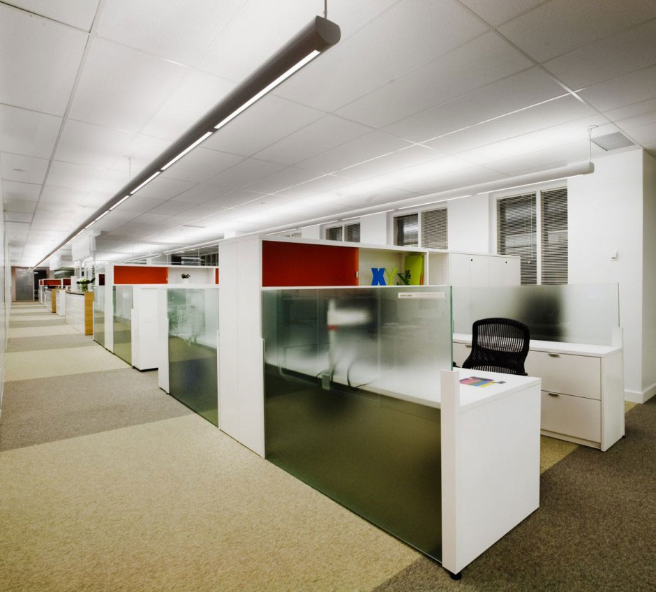 Modern Office Cubicle Design