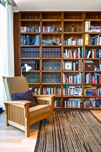 Modern Office Wooden Bookcase