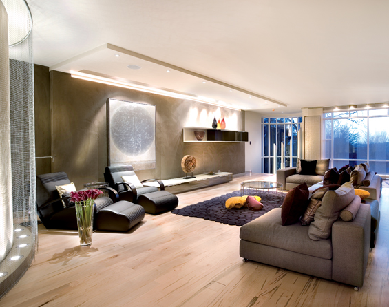Contemporary Luxury Modern Interior Design