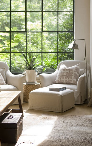 Sunlight Reading Chair