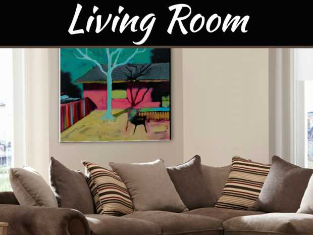 Tips on How to Choose Art for the Living Room