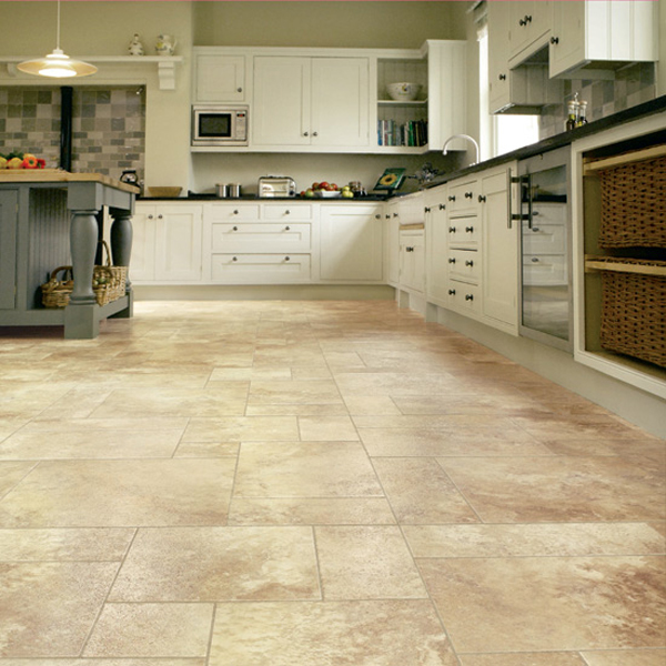 Choose Right Flooring for Kitchen: Vinyl Flooring