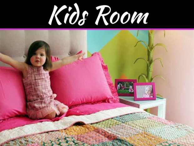 Wall Art Décor Ideas for Kids Room