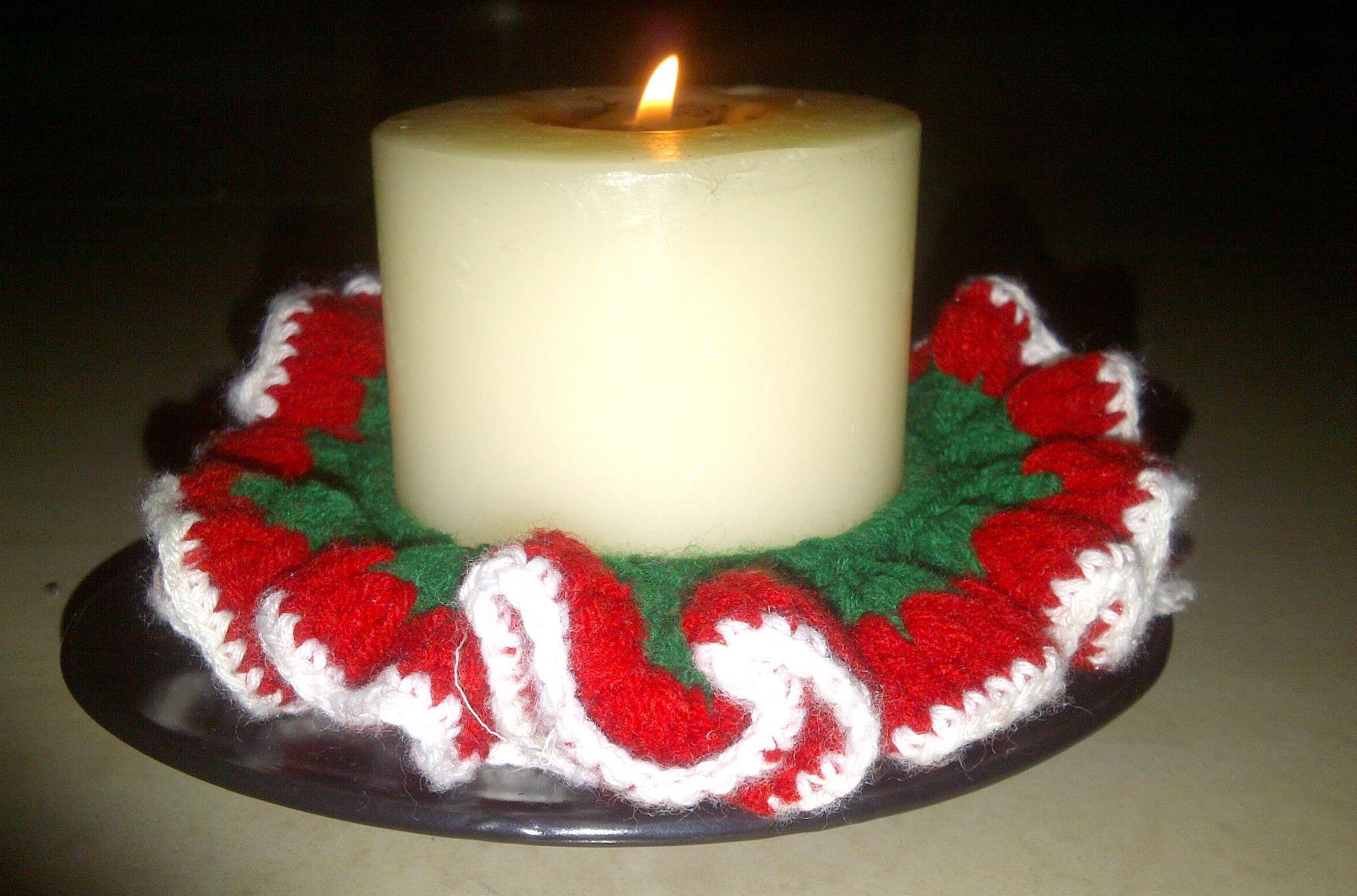 Crochet for Candle