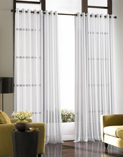 Door Panel Curtains : Curtain ideas for sliding glass door my decorative