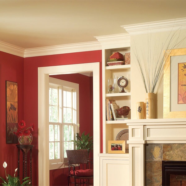 Crown Moulding Ceiling Design