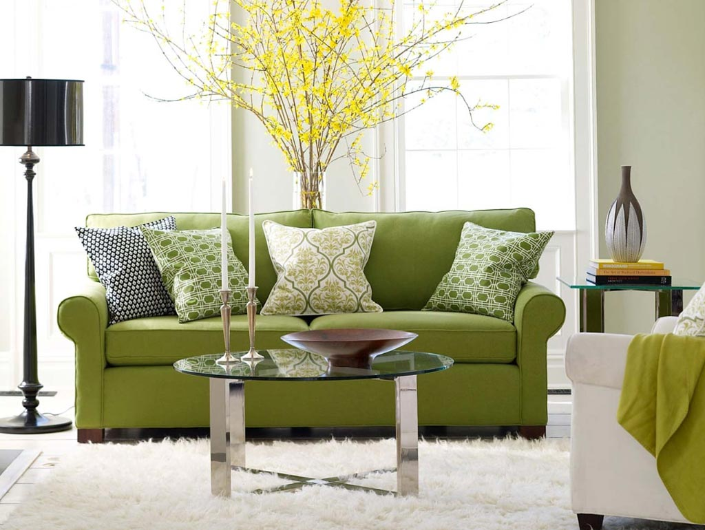 Green Living Room Sets Part 33