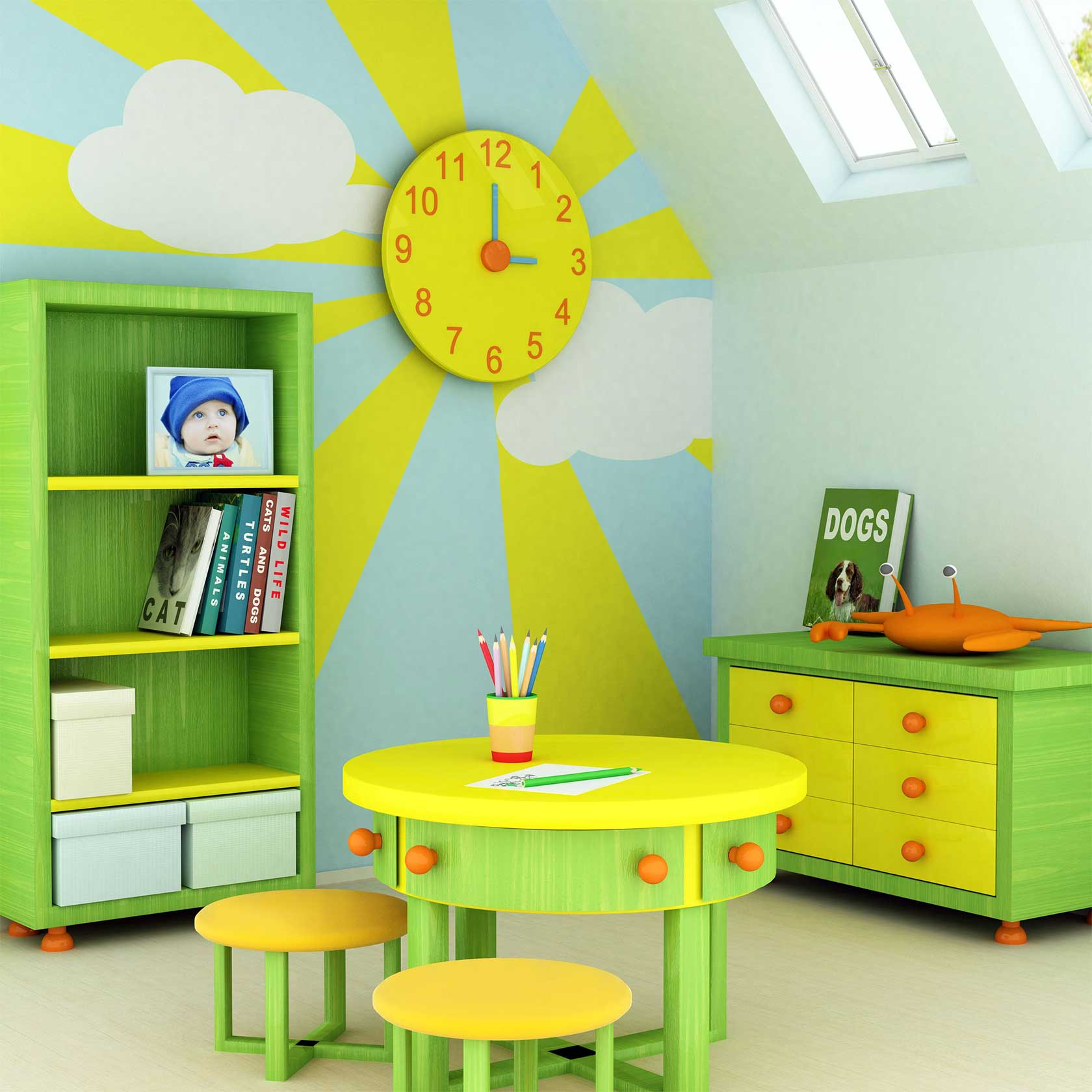 Many Pas Are Not Aware Of This But A Growing Child Can Learn Things From Their Bedroom Therefore It Is Important To Decorate Your S Room