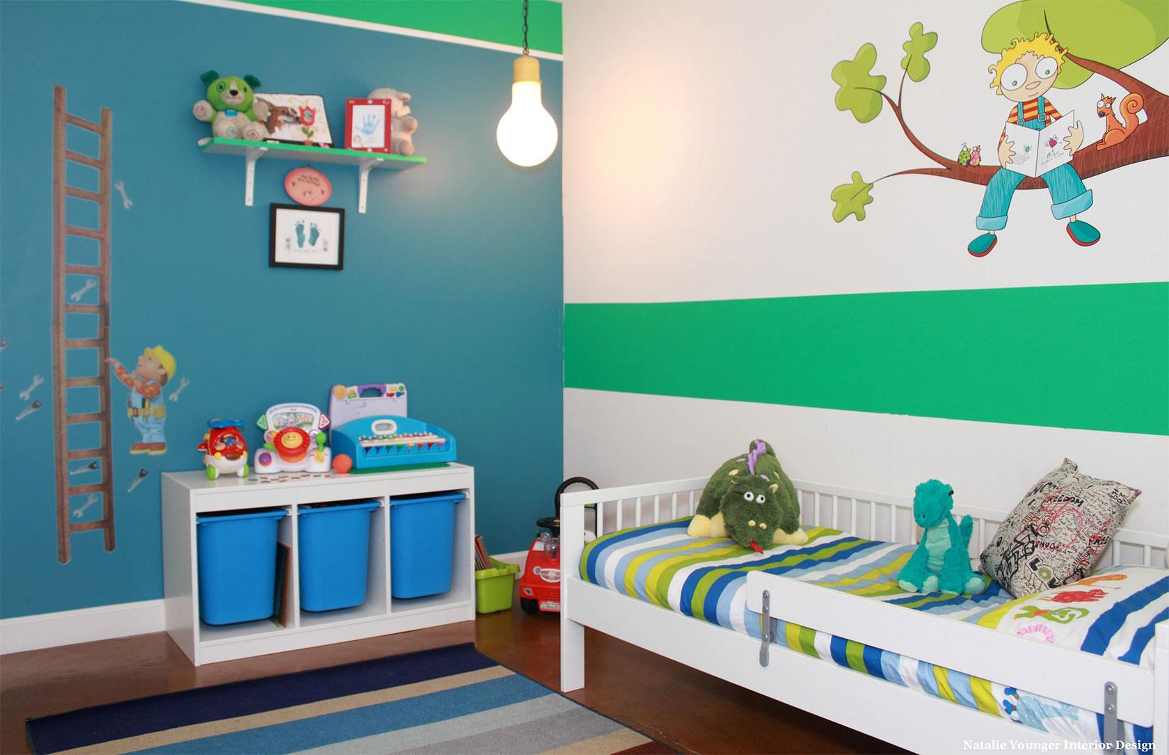 Kids Room Design Idea