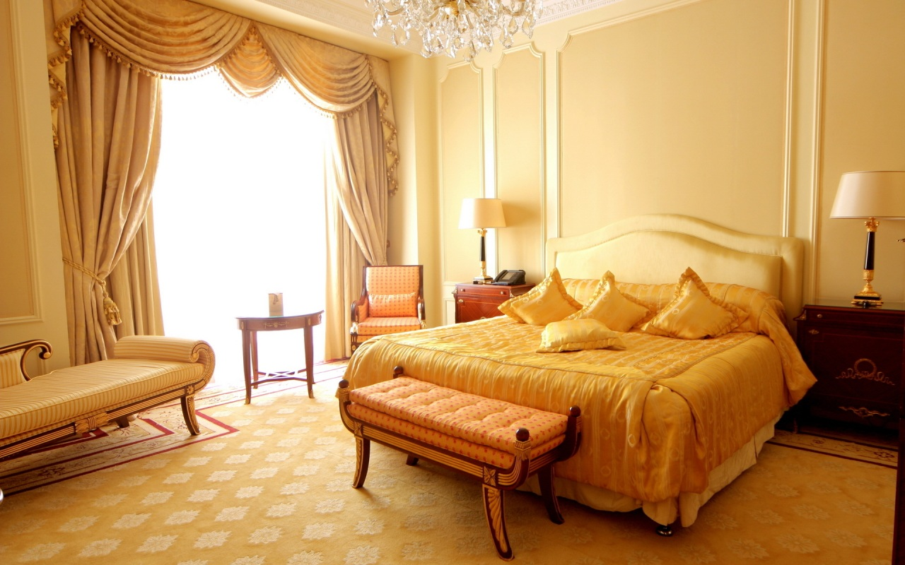 orange color for your bedroom | my decorative