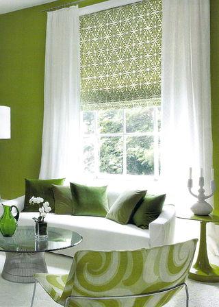 Modern Style Curtain