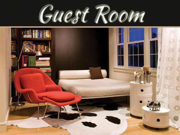 Plan For Perfect Guest Room