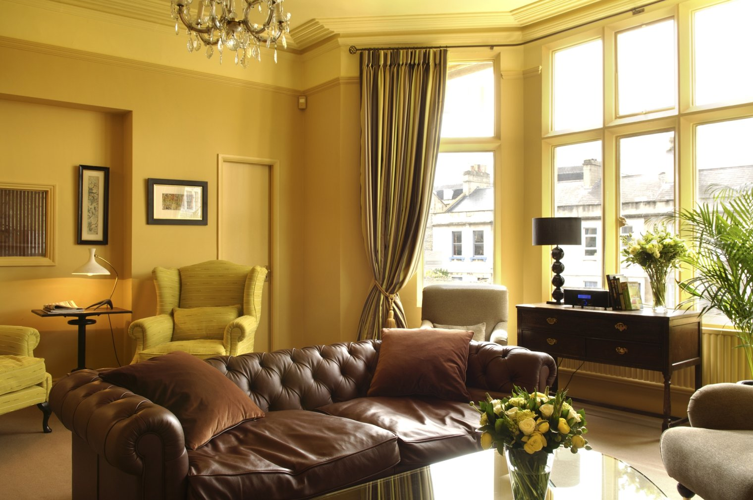 Yellowish color schemes for living room my decorative - Colour scheme ideas for living room ...