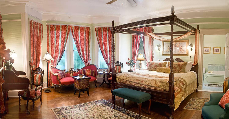 Classic Bedroom Theme