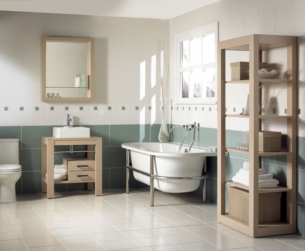Keep Your Bathrooms Sparkling Clean | My Decorative
