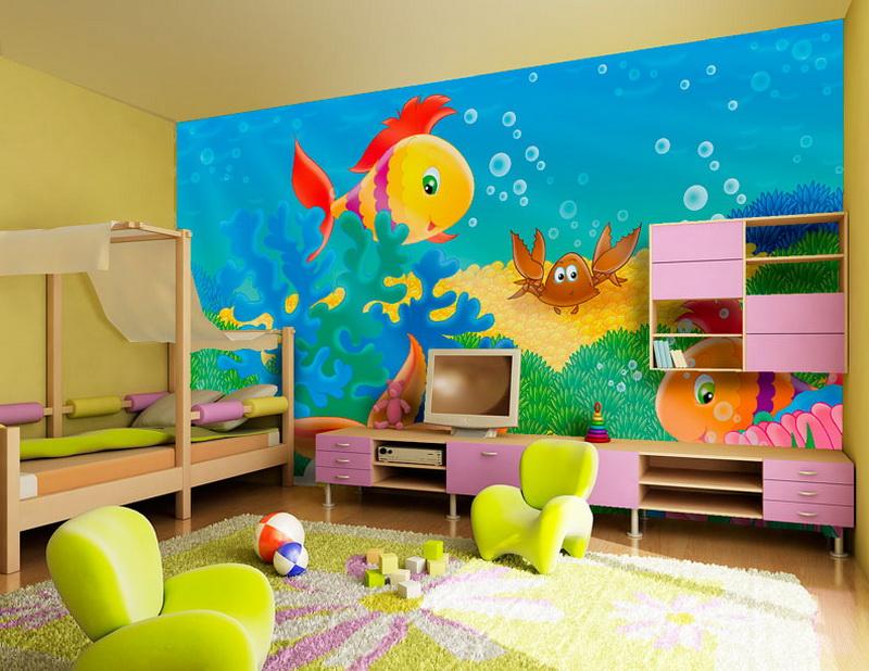 Child's Room Pattern