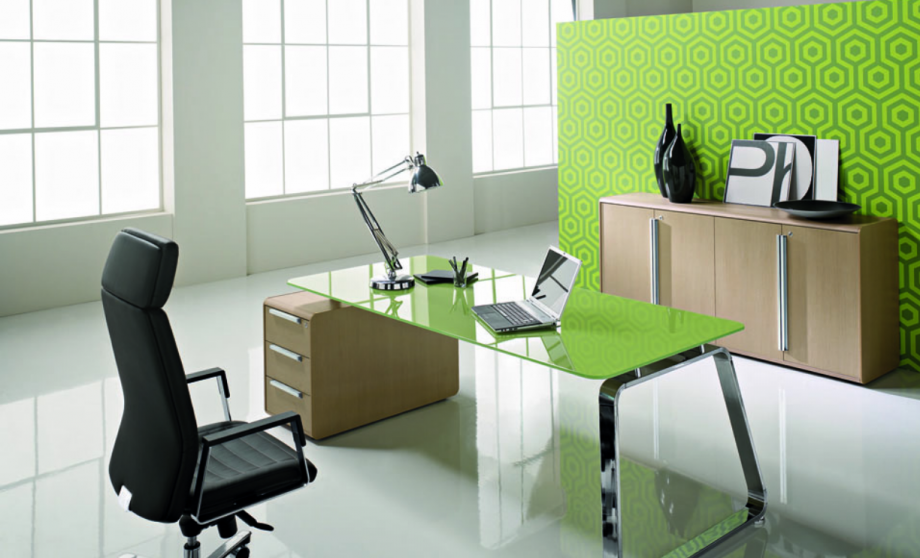 Office Interior Color