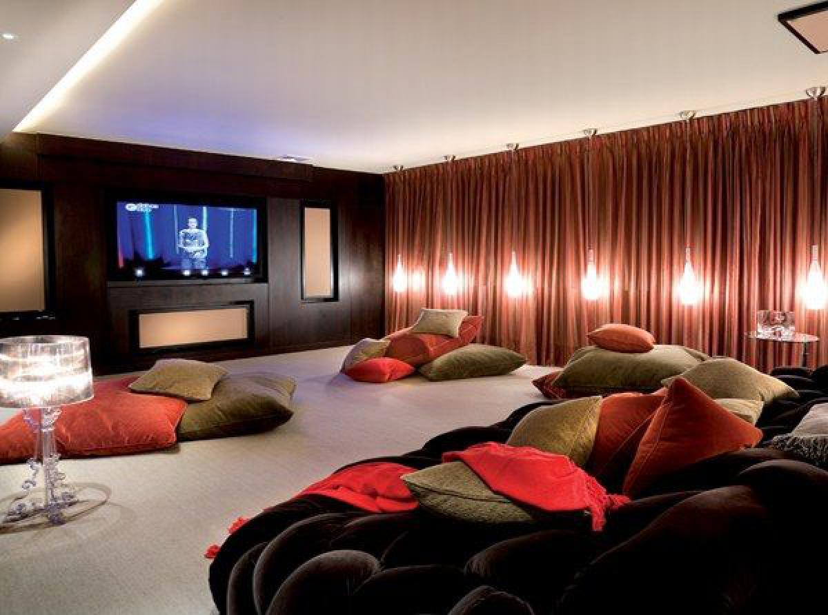 home theater room design. beautiful ideas. Home Design Ideas