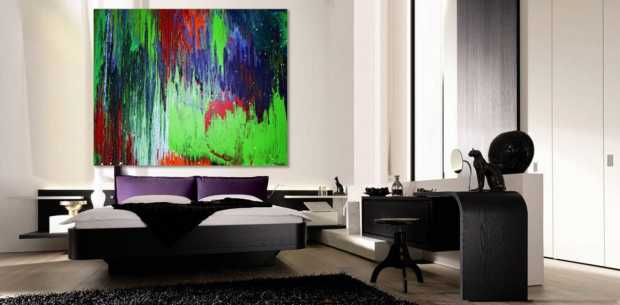 Art Painting Ideas for Living Room
