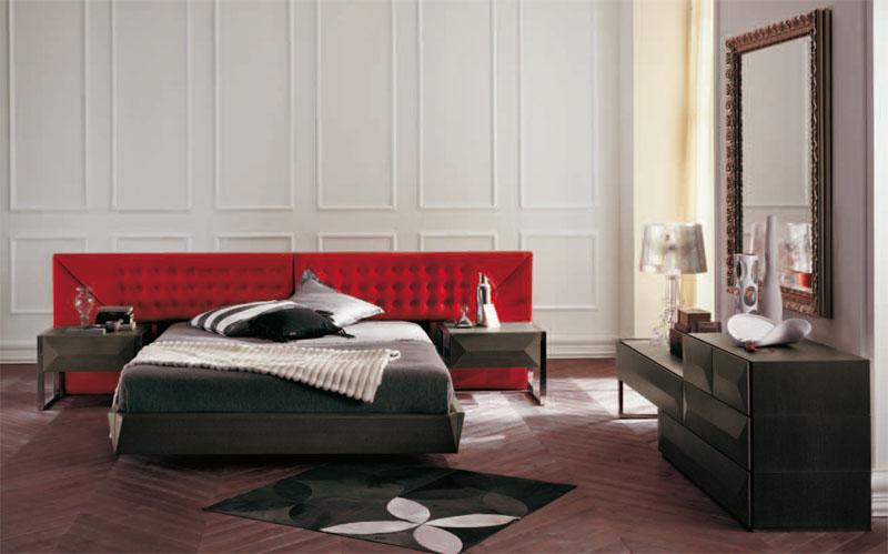 Bedroom Interior Design with Modern Bedroom Furniture