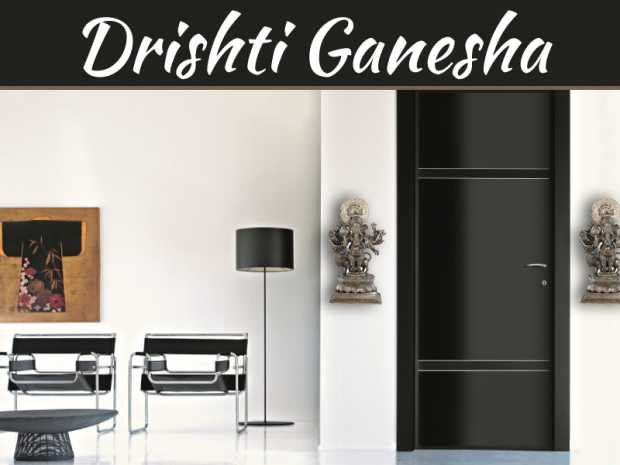 Drishti Ganesha for Entrance to Home