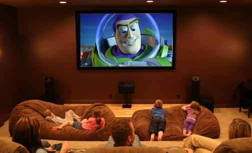 Home Theater for Family