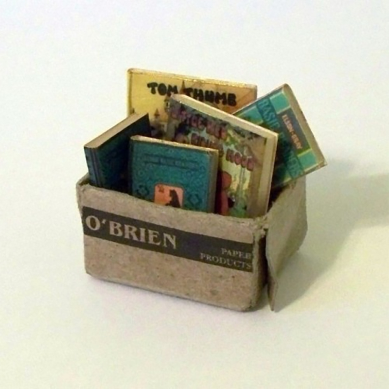 Mini Box of Books