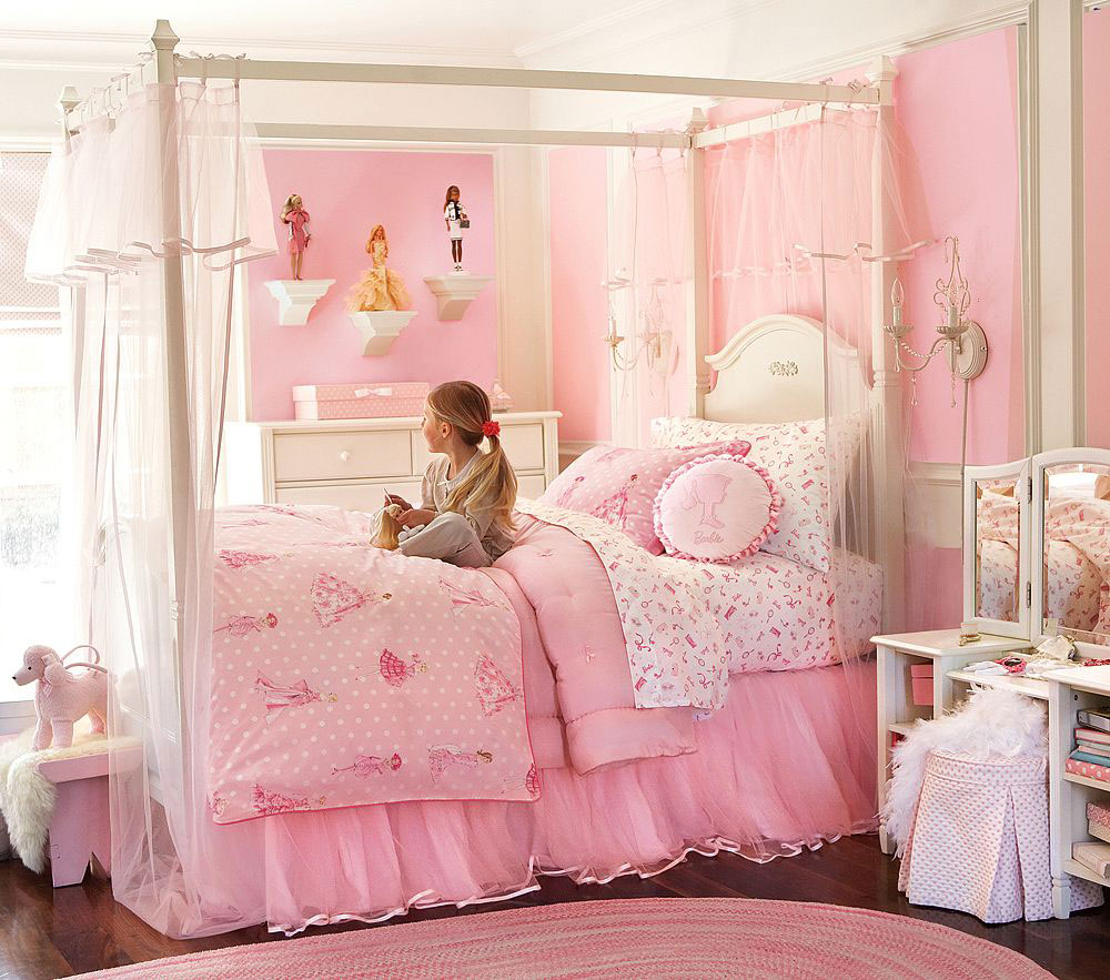 Pink bedroom decoration - Pink Bedroom Ideas