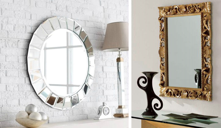 different types of wall mirrors my decorative