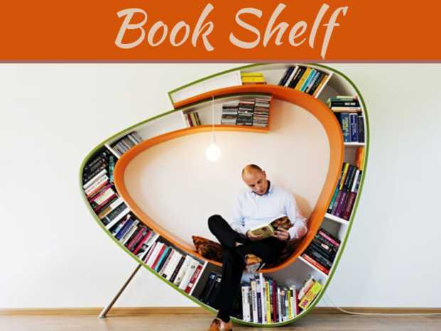 Ways to Organize Bookshelf
