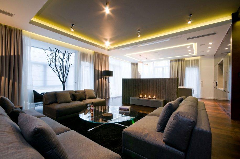 Beautiful Home Interior Lighting