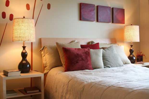 Beautiful Romantic Bedroom Design