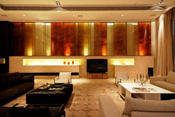 Chinese-style-interior-decorating-ideas-with-hidden-lighting