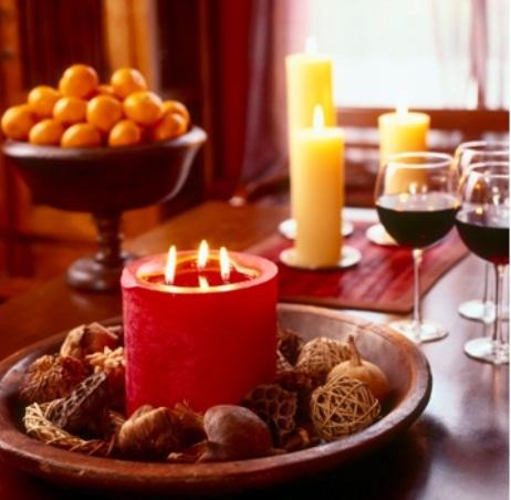 Decorative Candles Idea