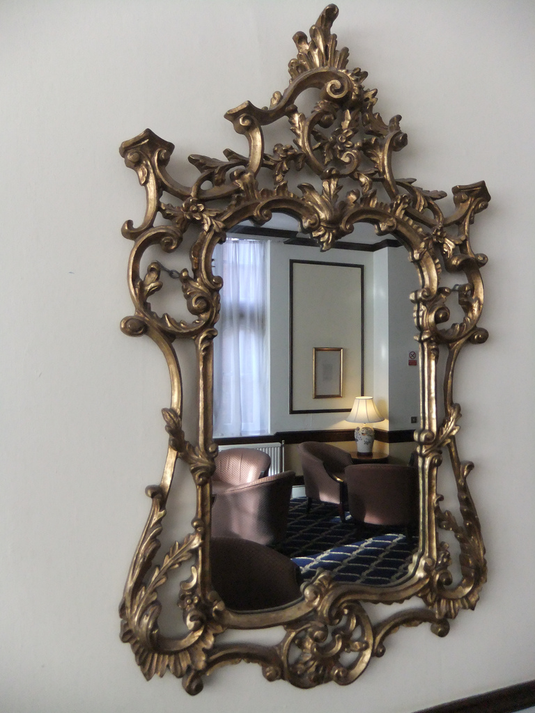 Decorative mirrors and lightings my decorative for Decorative mirrors