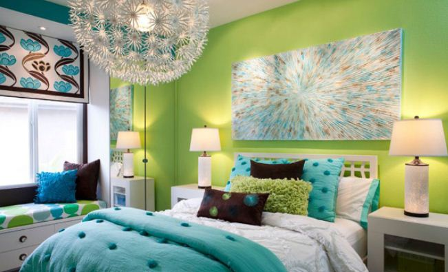 Choose A Color Scheme For Bedroom