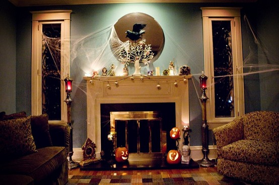 Halloween Decorative Ideas