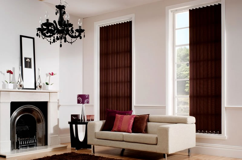Dress up your beautiful home with pretty window blinds - Home interior decoration ideas ...