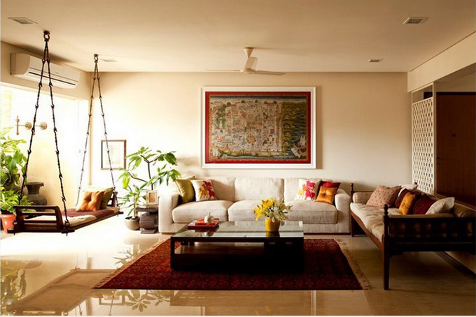 Indian Interior Design Idea