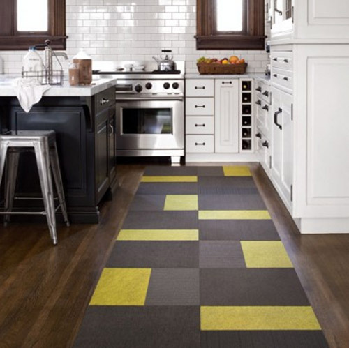 Kitchen Area Rug Design