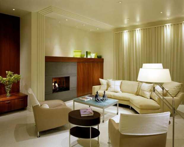 Living room Lighting idea