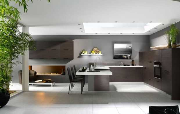 French kitchen design photos