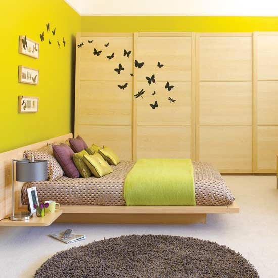 New Modern Decorating Bedroom Interior Design