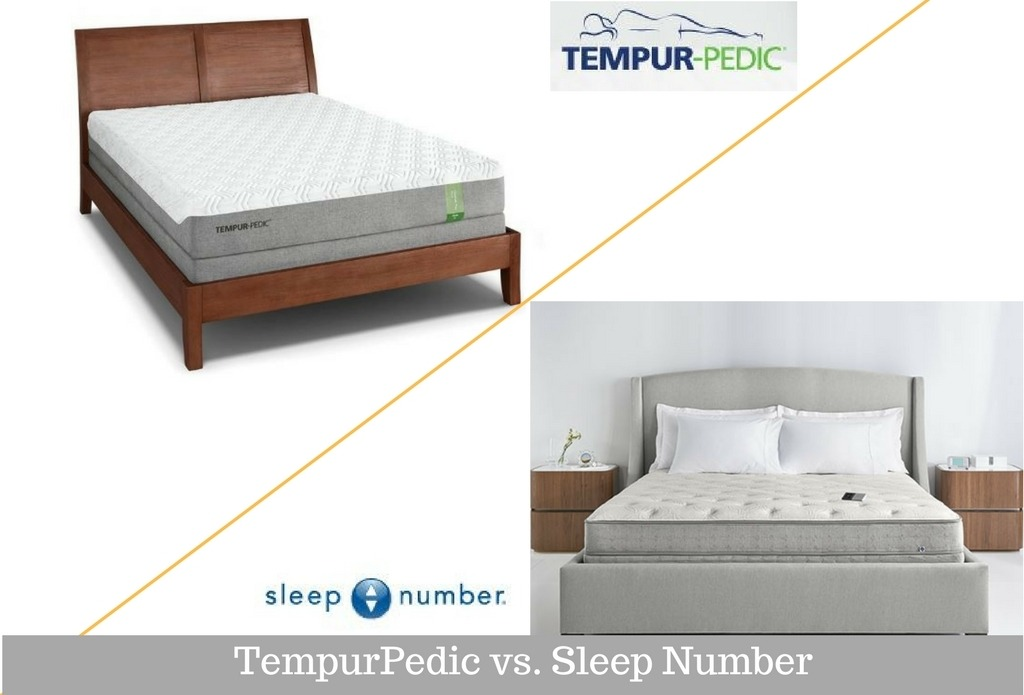 Tempurpedic vs Sleep Number