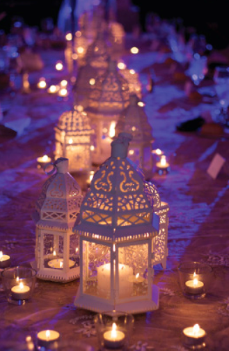 beautiful dita decoration